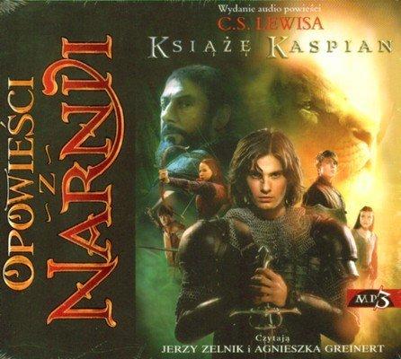 CD MP3 Książę kaspian opowieści z narni Tom 2