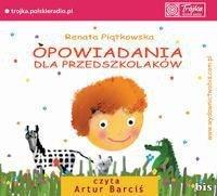 CD MP3 Opowiadania dla przedszkolaków