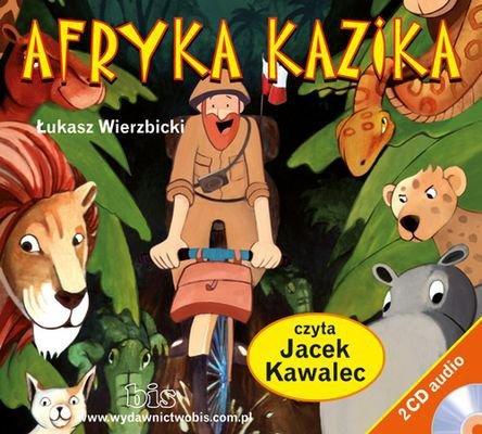 CD MP3 Afryka Kazika