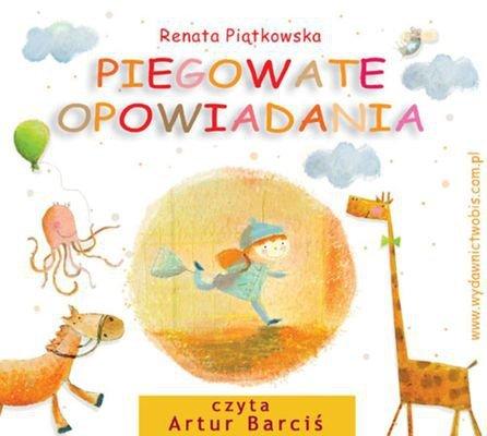 CD MP3 Piegowate opowiadania