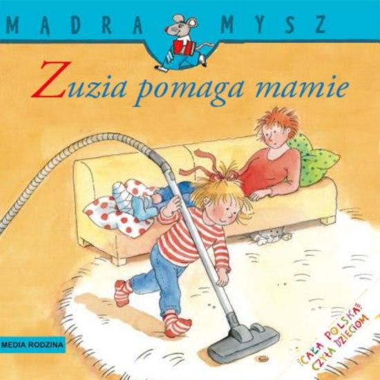 Zuzia pomaga mamie Mądra Mysz