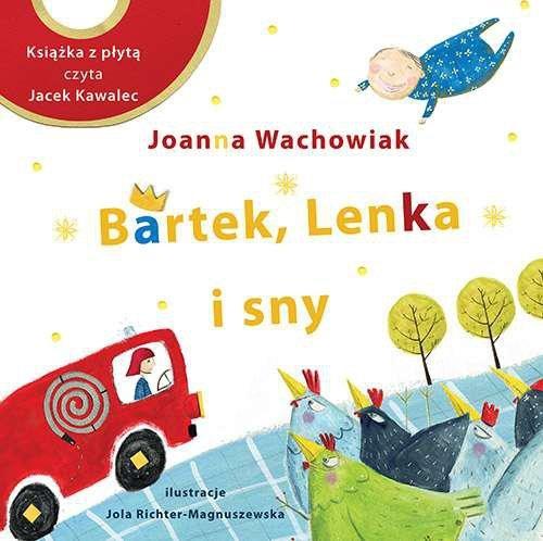 Bartek lenka i sny + CD