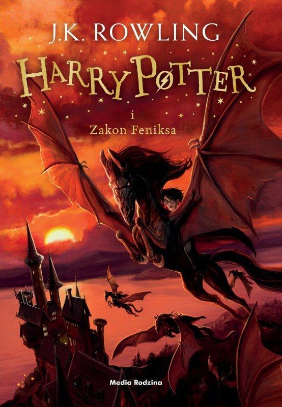 Harry Potter i zakon feniksa wyd. 2016