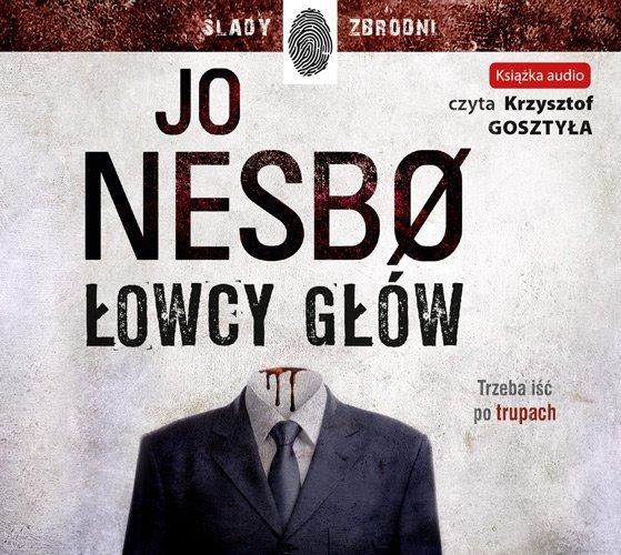 CD MP3 Łowcy głów wyd. 2017