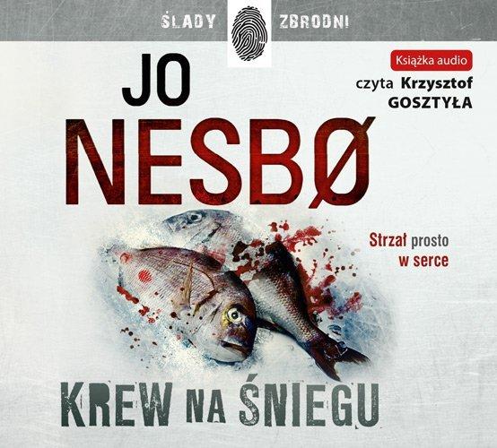CD MP3 Krew na śniegu wyd. 2017
