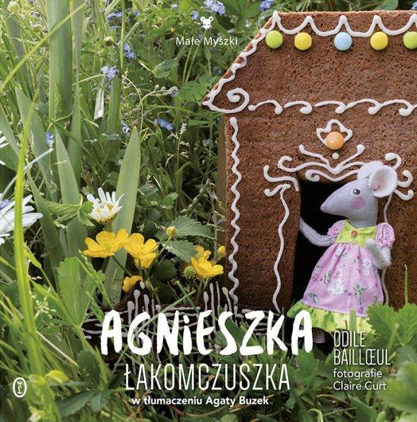 Agnieszka łakomczuszka małe myszki