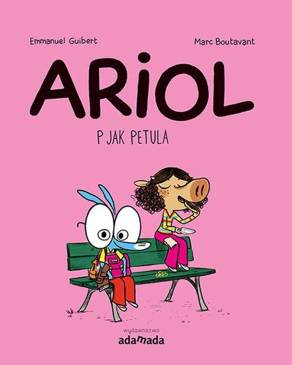 Ariol. P jak Petula