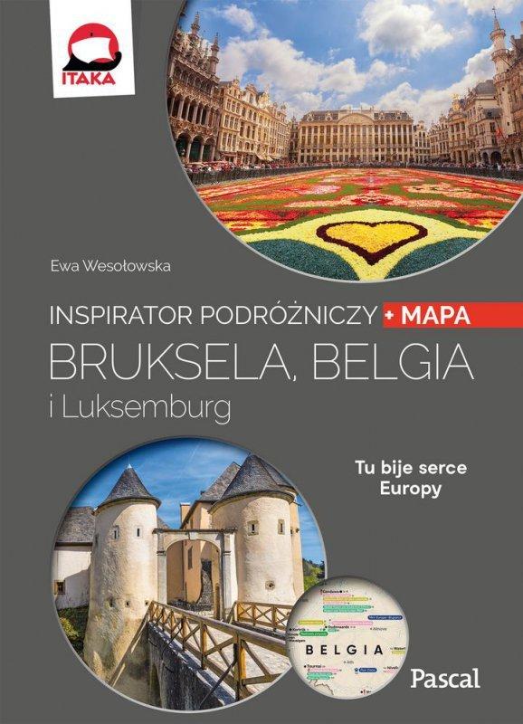 Bruksela belgia i luksemburg inspirator podróżniczy Pascal