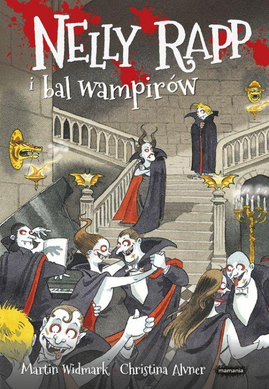 Nelly rapp i bal wampirów