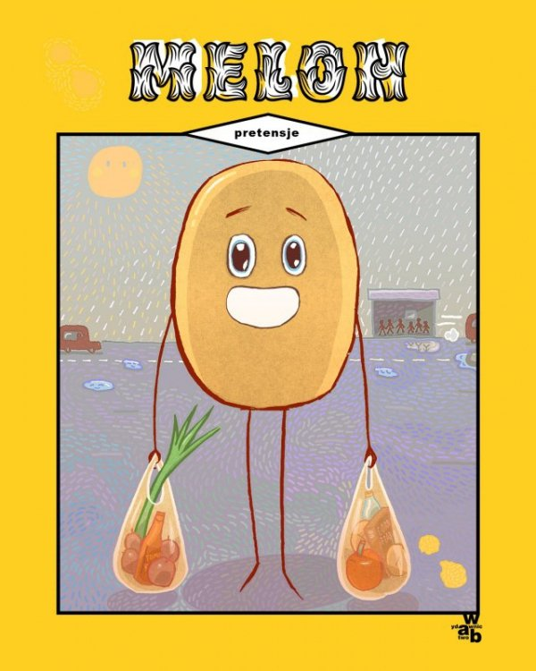 Melon pretensje