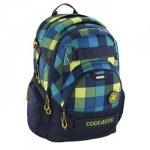 Coocazoo Plecak Carrylarry 2, Kolor: Lime District, System Matchpatch