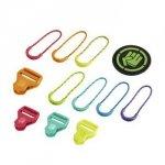 Coocazoo Zestaw Elementów Wymiennych Special, Rainbow Do Plecaków Z Systemem Matchpatch