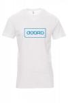 Koszulka biała - znakowanie - DOBRO