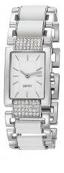 Stylowy zegarek Esprit Pure Glam Biały ES104262002 i fotoksiążka gratis