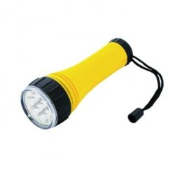 Mactronic latarka plastikowa wodoodporna nemo-7l