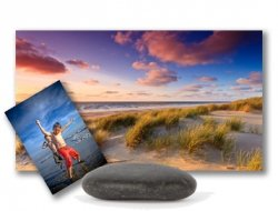 Foto plakat HD 70x150 cm - powiększenie foto mat