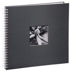 Album tradycyjny fine art szary 36x32 50 białych stron
