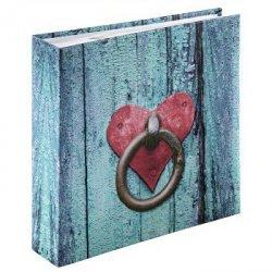 Album rustico 10x15 na 200 zdjęć - serce