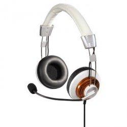 Słuchawki multimedialne hs-320 białe