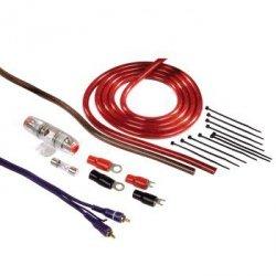 Hama zestaw kabli zasilajacych amp-kit 10 + gratis