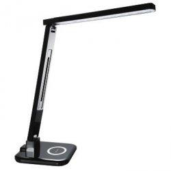 Lampka na biurko SL65 induk./tryb świec. czarna