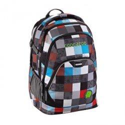 Plecak szkolny EvverClevver 2 Checkmate - Coocazoo