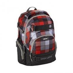Plecak szkolny Carrylarry 2 Red District - Coocazoo