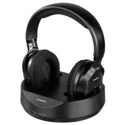 Thomson WHP 3001 słuchawki bezprzewodowe czarne RF