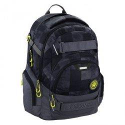 COOCAZOO plecak CarryLarry II, kolor: Mamor Check, system MatchPatch