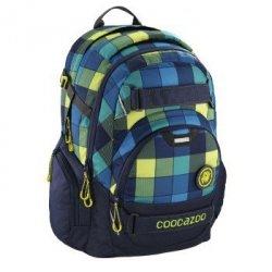 COOCAZOO plecak CarryLarry II, kolor: Lime District, system MatchPatch