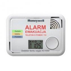 Honeywell detektor tlenku wĘgla co xc100d-pl-app