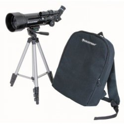 Celestron luneta teleskop travel scope 70