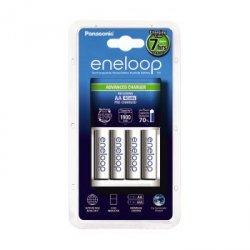 Panasonic eneloop advanced charger bqcc17 -4aa 2100 cykli