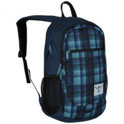 AW16 plecak TECHPACK TWO : O0024 CHECKY CHAN BL