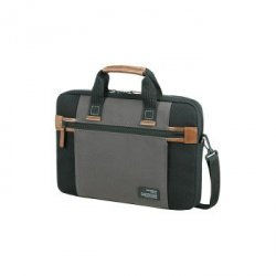 Samsonite etui do notebooka 15,6; sideways czarno-szare