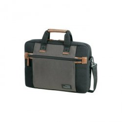 Samsonite torba do notebooka 15,6; sideways czarno-szara