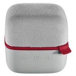 Głośnik Hama mobilny bluetooth cube szary