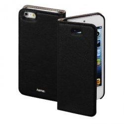 guard case booklet gsm dla apple iphone 5/5s/se, czarny