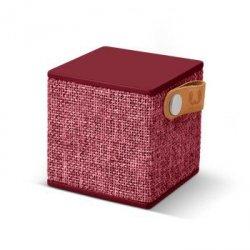 Fresh 'n rebel głośnik bluetooth rockbox cube fabriq edition ruby