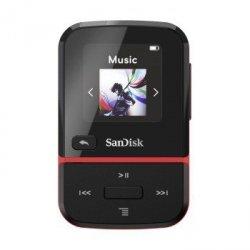 ODTWARZACZ MP3 - Clip sport go 32 gb czerwony
