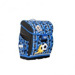 Tornister szkolny Blue Soccer - Hama