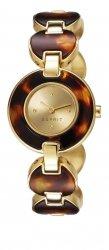 Zegarek Esprit Lagoon Tortoise Gold Brown i fotoksiążka gratis