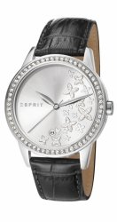 Zegarek Esprit Es-Daisy Black i fotoksiążka gratis