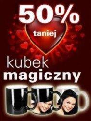 Crazyfoto.pl magiczny foto kubek z twoim zdjęciem 50% taniej - 19,90 zł.