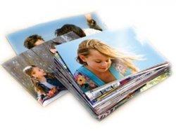 100 ZDJĘĆ 10x15 papier standard błysk lub mat
