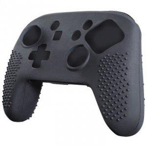 Zestaw akcesoriów 7-w-1 do nintendo switch pro controller, czarny