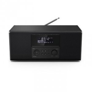 Radio cyfrowe DR1550CBT czarne - Hama