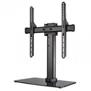 Stojak do telewizora, fullmotion, 140 cm (55), czarny