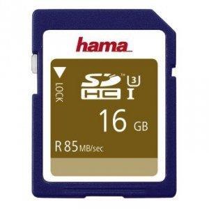 Karta pamięci SDHC 16GB c10 uhs-i 85mb/s - Hama