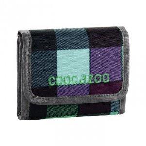 Portfel dziecięcy CashDash 2 Green Purple District - Coocazoo
